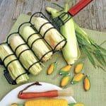 image of corn grilling set