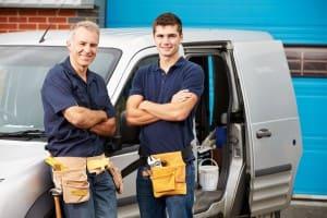 image of plumber
